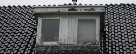 dakkapel renovatie Delft
