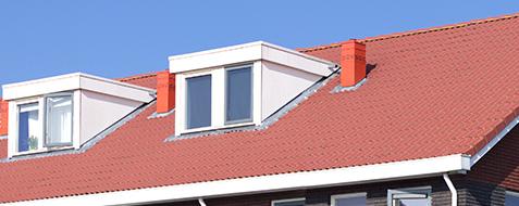 kunststof dakkapel Delft