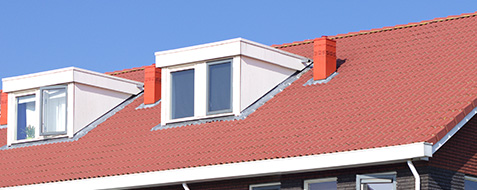 kunststof dakkapel Voorhout
